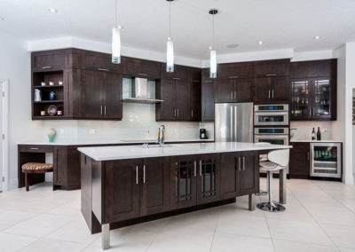 Transitional Kitchen Designed by Countrywide Kitchens
